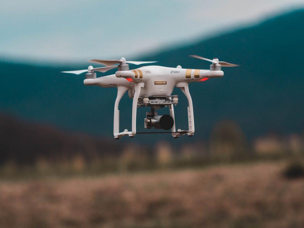Bristol Contracting Services Drone Footage TN VA